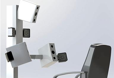 Escáner facial 3D